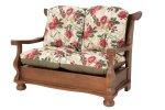 Almofada para sofá 1 botão encosto arredondado